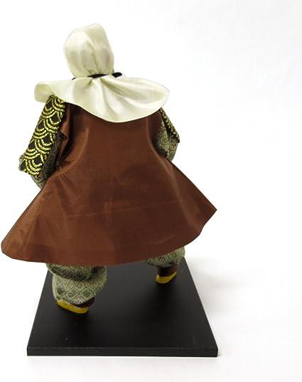 Japanese Figure Dolls Samurai Saito no Musashibo Benkei Samurai Market 303-066
