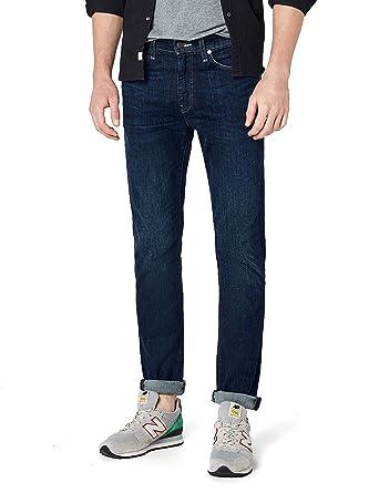 Bleu rain Levi's Jeans W33l32 Shower 511 Amazon Slim Fit Homme S6fwqXfY
