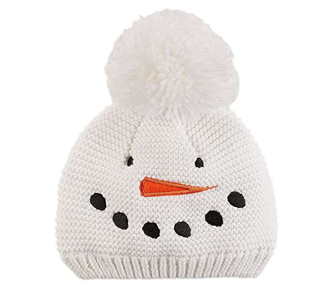Amazon.com  Carter s Baby Snowman Hat 0-3 Months  Clothing 6bae2f0827e