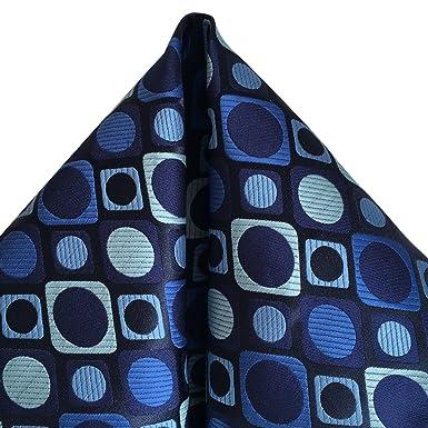 GASSANI Einsteck UCH Azul Claro Azul Punto paño de adorno para ...