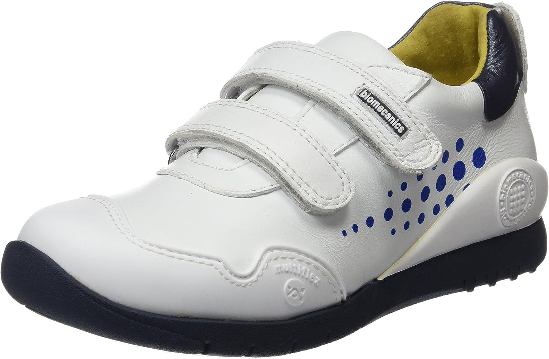 Biomecanics 151180, Zapatillas infantil, Blanco y azul, 32 EU ...
