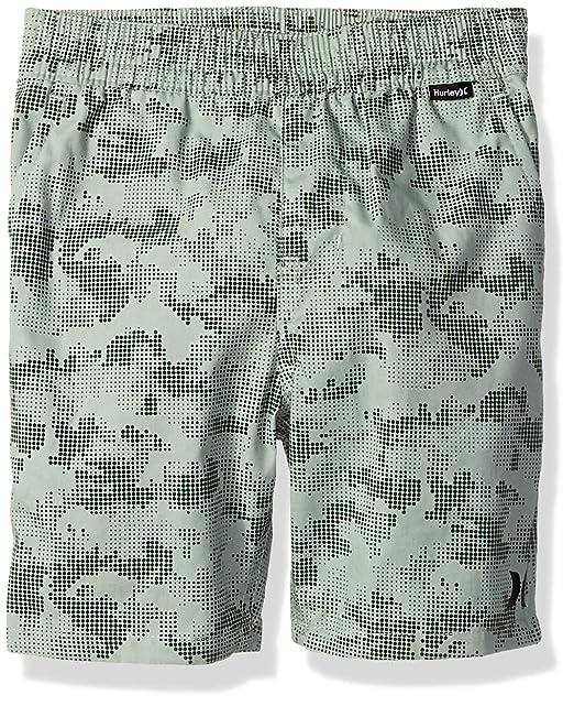 6cd8b4be27a45 Hurley - Pantalones Cortos para niño  Amazon.com.mx  Ropa