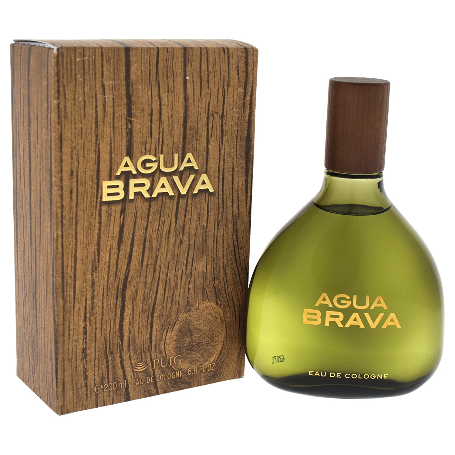 Antonio Puig Agua Brava Eau de Cologne Splash for Him 200 ml 125976