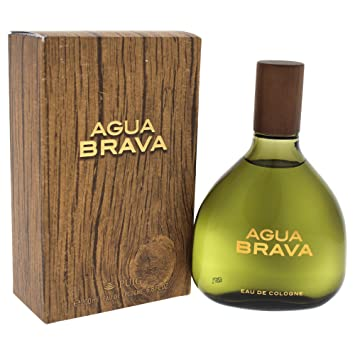 Agua Brava By Antonio Puig For Men. Cologne 6.75 Ounces