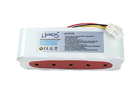 Hannets – Batería para Samsung Navibot SR8845, SR8855, SR8848, SR8895, SR8990,