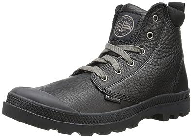 Pampa Boots Desert Hi Lea Herren Cuff Palladium drCBoWex