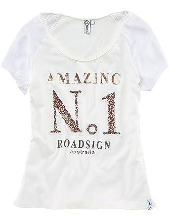 ROADSIGN australia T-Shirt Amazing No.1 weiß M