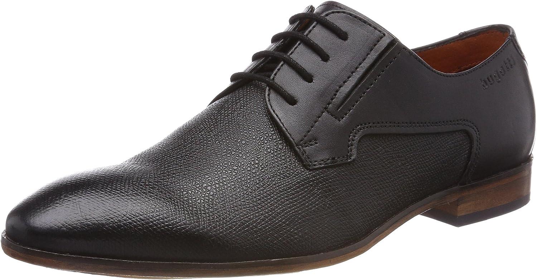 bugatti 312419011100, Zapatos de Cordones Derby para Hombre