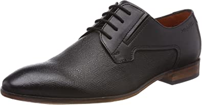 TALLA 43 EU. bugatti 312419011100, Zapatos de Cordones Derby para Hombre