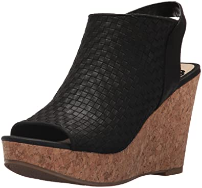 3da212321c Amazon.com | Fergalicious Women's Rasta Wedge Sandal | Platforms ...