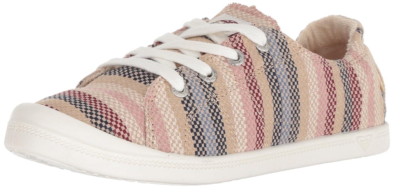 Roxy Women's Bayshore Slip Shoe Sneaker B077STH4WJ 11 B(M) US|Multi