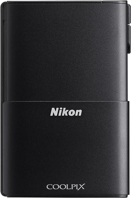 Nikon Coolpix S100 Digitalkamera 3 5 Zoll Schwarz Kamera