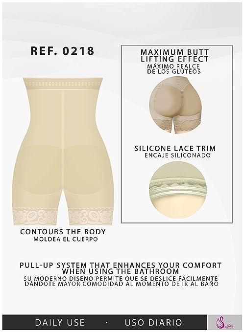 Amazon.com: Salome 0218 - Pantalones cortos de compresión de ...