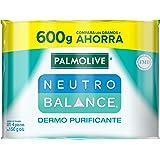 Palmolive Neutro Balance, Jabón de Tocador, Dermopurificante, Para toda la familia, Desintoxica la piel eliminando impurezas,