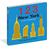 123 New York: A Cool Counting Book (Cool Counting Books)