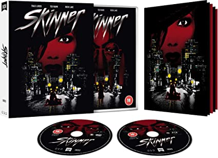 Skinner [Limited Edition] [Dual Format] [Blu-ray]: Amazon co