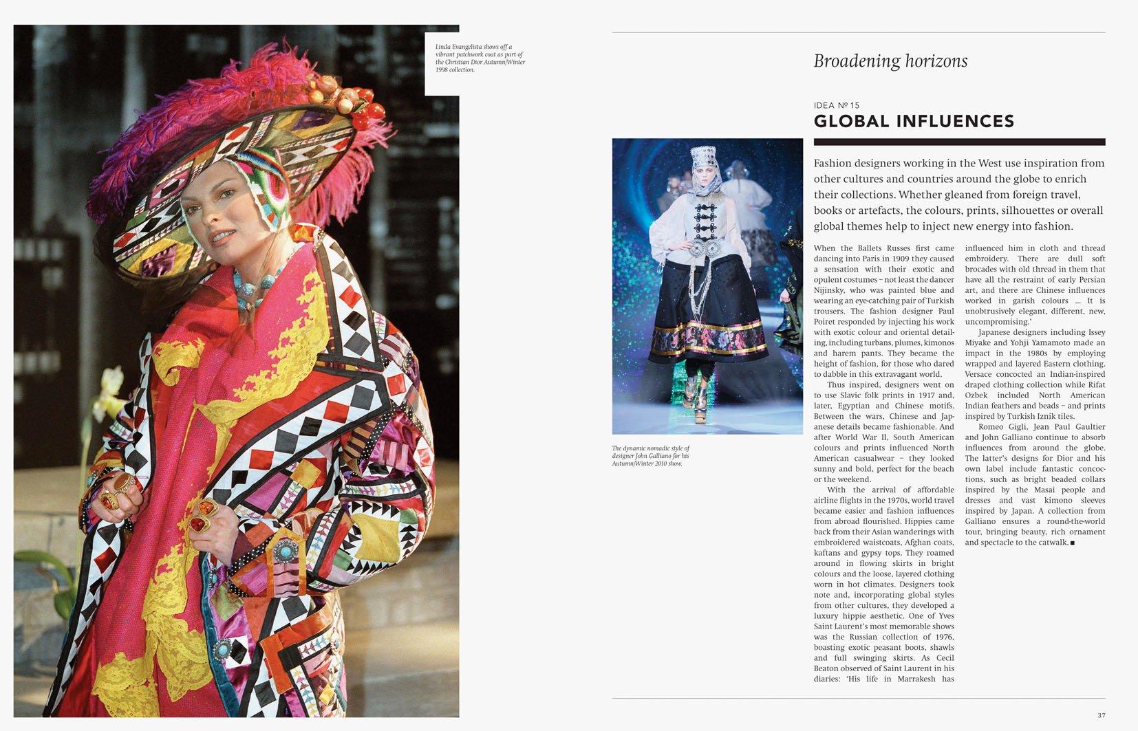 100 Ideas that Changed Fashion: Harriet Worsley: 9781856697330: Amazon.com:  Books