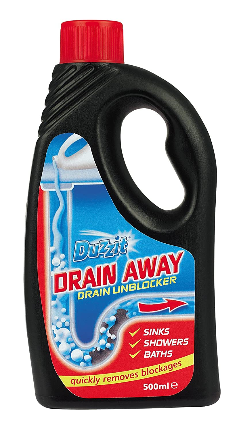 500ml Drain Away Liquid Discount DIY Tools