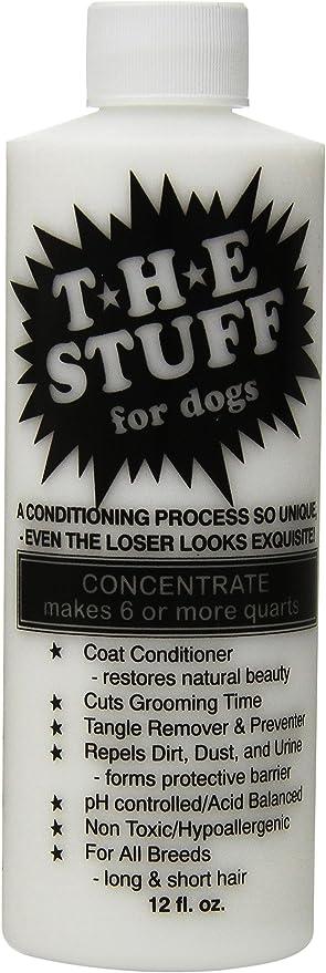 the stuff dog grooming