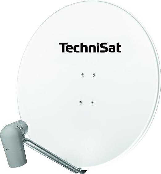 Technisat Satman 850 Plus Satellitenschüssel Weiß Elektronik