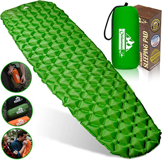 Outdoors Man Lab sleeping Pad