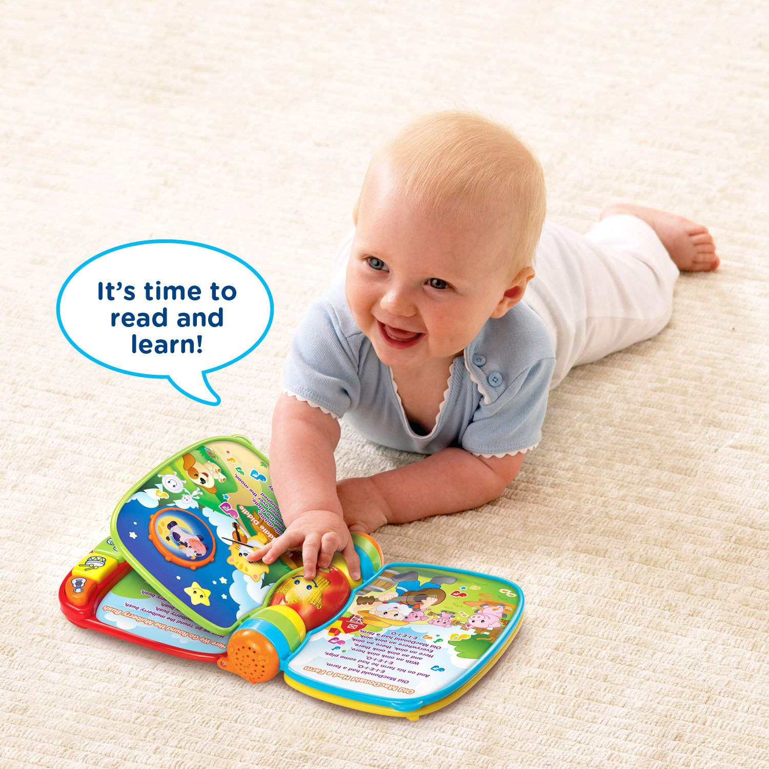 Buy VTech Musical Rhymes Book line at Low Prices in India