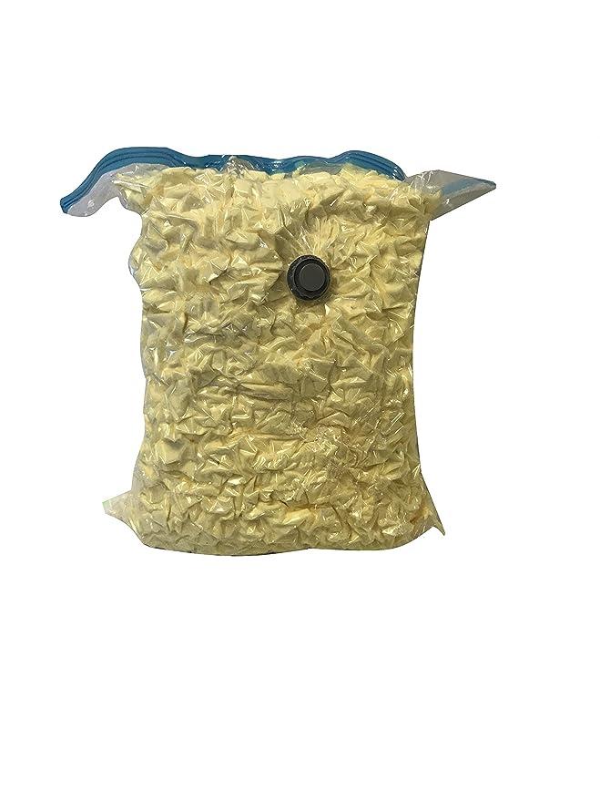 Amazon.com: Relleno de espuma de polietileno triturado de ...
