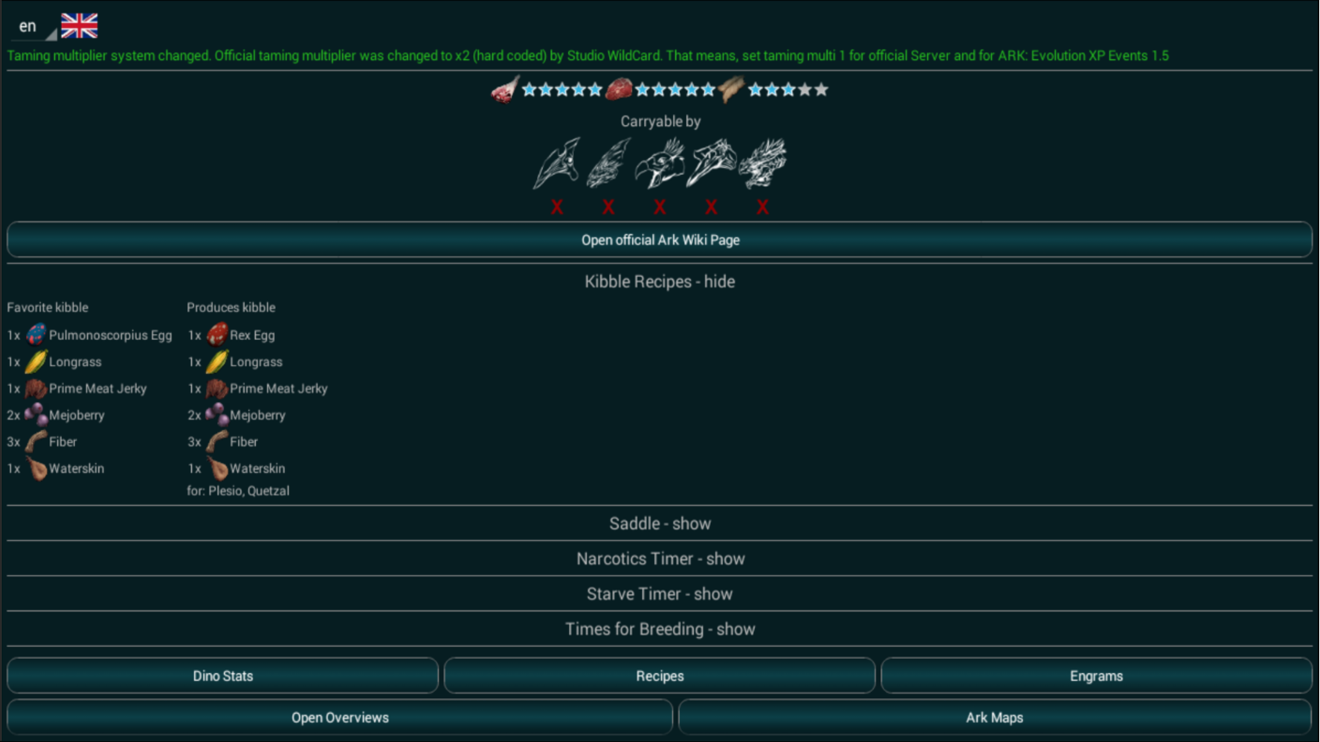 Amazon a calc taming calculator pro for ark survival evolved 000 forumfinder Image collections