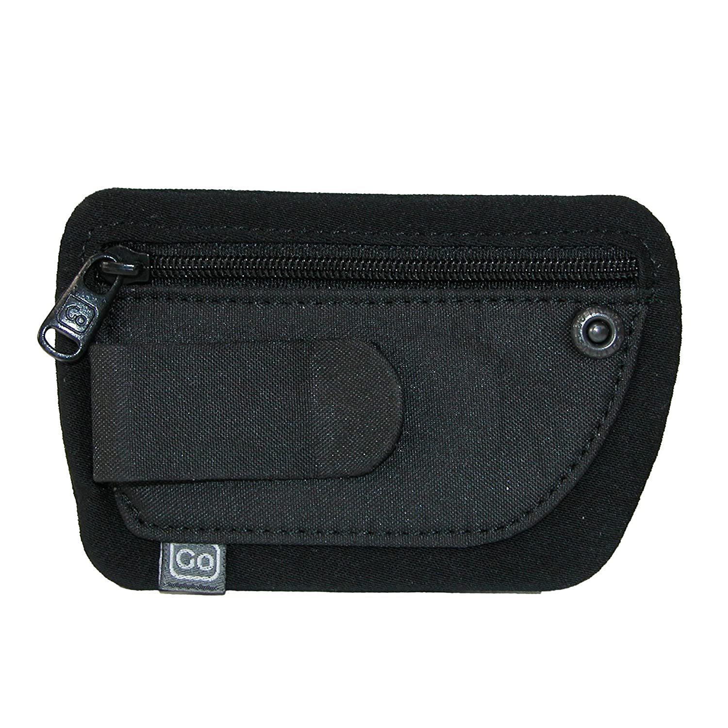 Go Travel Luggage Clip Pouch, Black, One Size 887