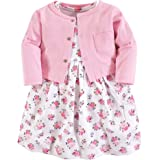 Luvable Friends Baby and Toddler Girl Dress and...