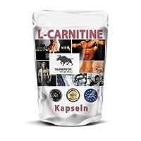 Acetyl L-Carnitine abnehmen Muskelaufbau: 250 Tabletten 100% Acetyl L-Carnitine - Abnehmen Tabletten - Muskelaufbau - Garantiert Glutenfrei