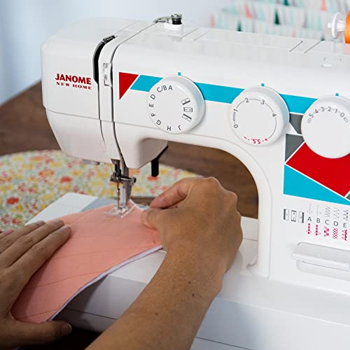 Janome MOD-19 Easy-to-Use Sewing Machine