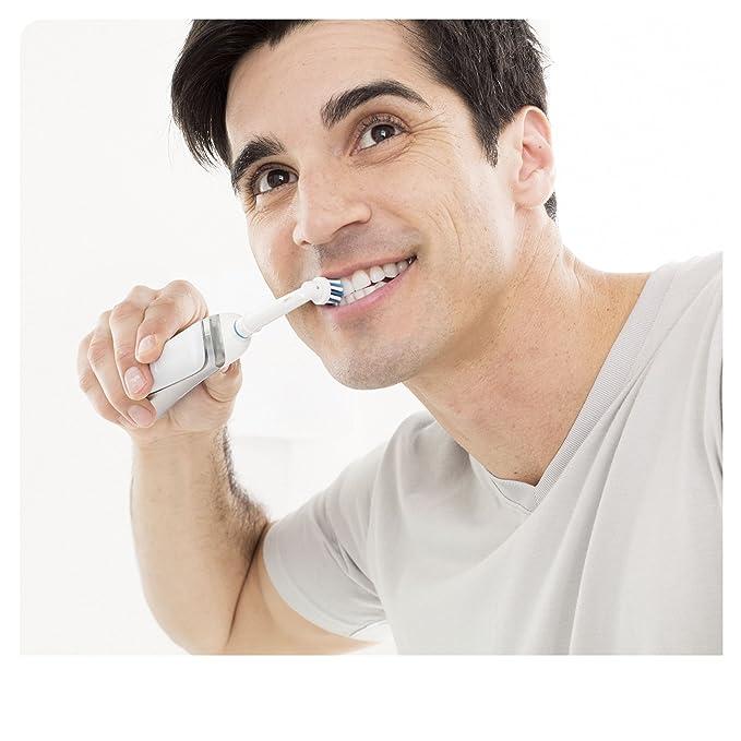 Oral-B PRO 790 - Cross Action Cepillo de dientes eléctrico, 2 unidades: Amazon.es: Salud y cuidado personal