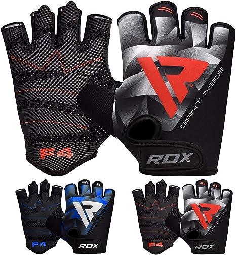 RDX Cinta Boxeo Vendas Mano Mu/ñeca Elasticas Interiores Guantes MMA Envolturas Vendaje Kick Boxing
