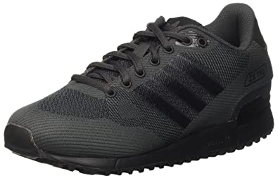 Unisex Adults Zx 750 Wv Fitness Shoes, Black adidas