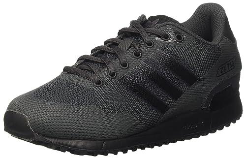 promo code 9b894 fc8f9 adidas - Zx 750 Wv, Scarpe sportive Unisex – Adulto, Nero (Negro (