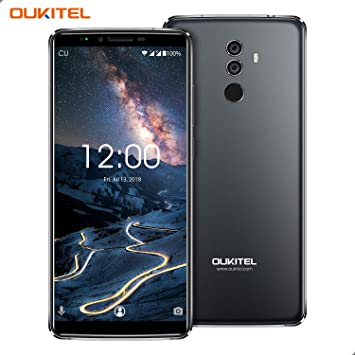 Oukitel K8 Andriod 8.0 Smartphone Libre de 6.0 FHD de VicTsing ...