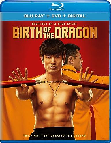 Birth of the Dragon [Blu-ray]