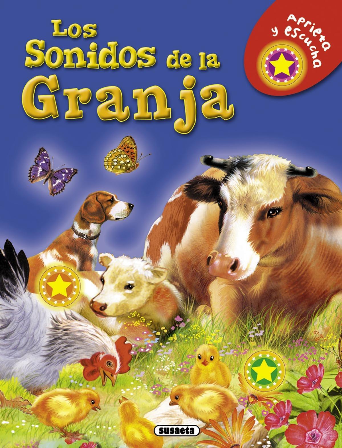 Download Los sonidos de la granja (Spanish Edition) ebook