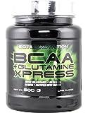 BCAA+Glutamine Xpress - 600g - Citron Vert - Scitec Nutrition