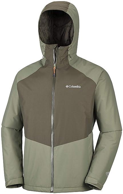 1844251 Polyester Columbia Mens Waterproof Jacket Timothy Lake Jacket