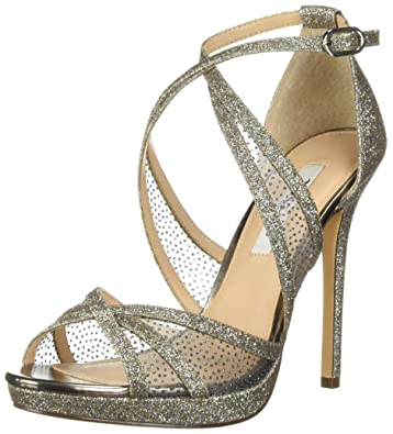 e6e0eb3a71e4 Nina Women s Fenna Heeled Sandal