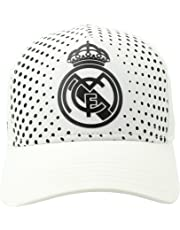 Real Madrid FC Gorra Adulto Producto Oficial 2018 2019 80777a3bca6