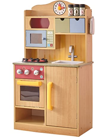 4b0d6b40cca Teamson Kids - Little Chef Florence Classic Kids Play Kitchen