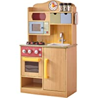 Teamson Kids Little Chef Wooden Toy Play Kitchen