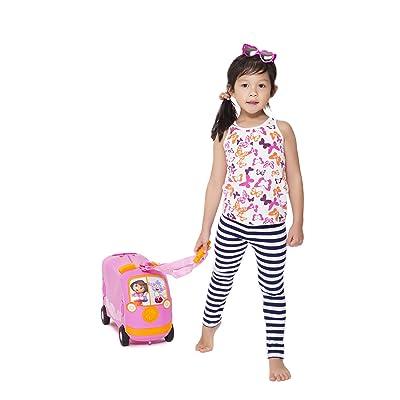 Dora The Explorer VRUM Ride On Storage Case