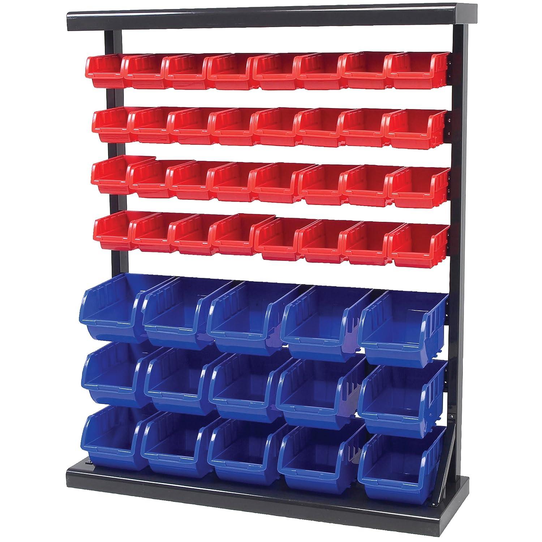 Superior Performance Tool W5193 Half Bulk Bin Storage Rack   General Purpose Storage  Racks   Amazon.com