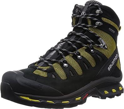 SalomonQuest 4D 2 GTX - Zapatillas de Trekking y Senderismo de Media caña  Hombre