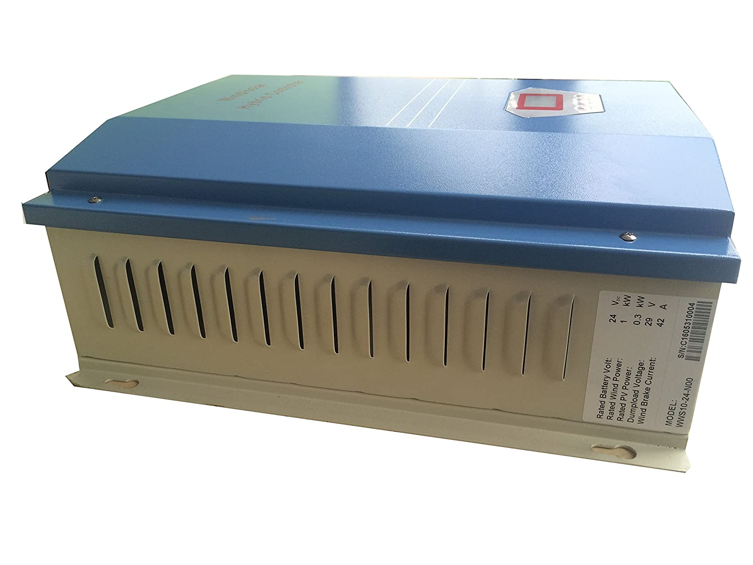 Tumo Int 1000w 24v Wind And Solar Hybrid Controller With Built In Turbine Dumpload Charge Dump Load Garden Outdoors