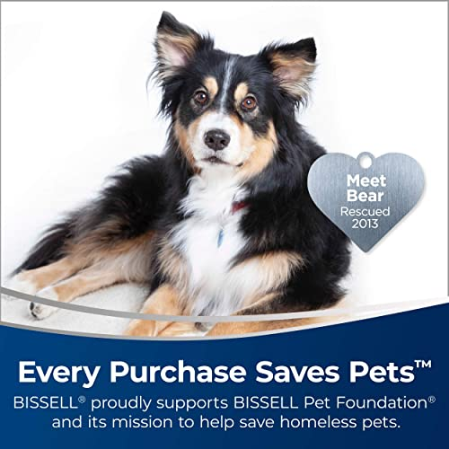 Always buy Bissell products to support pets